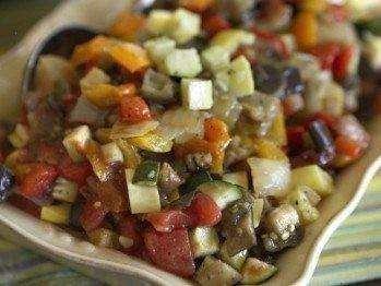 Fresh basil ratatouille | Favorite Recipes | Pinterest
