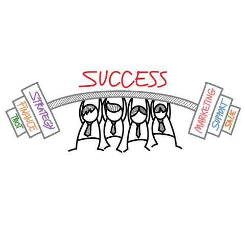 How do you measure success in life