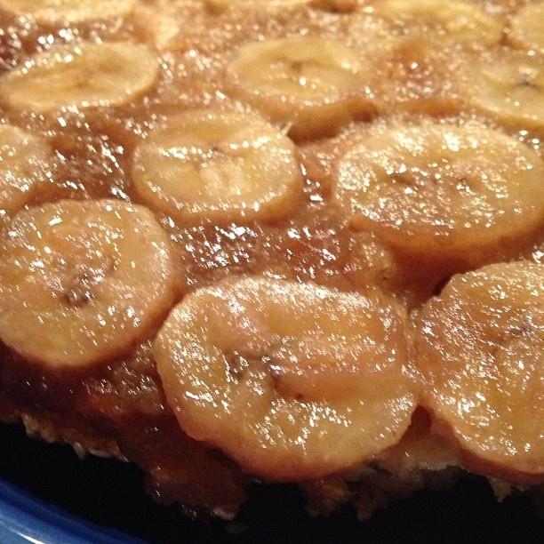 Thai banana coconut sesame cake.... | good taste | Pinterest
