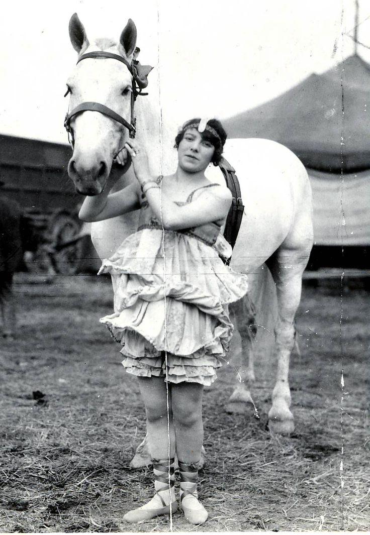 *Circus performer