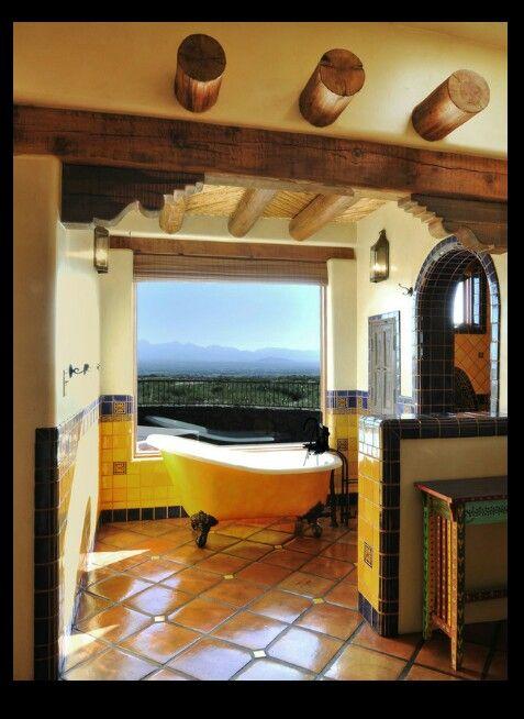 spanish style bath spanish style home pinterest