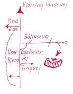 Ideon Skovbutik, a biodynamic and ecologic bakery, café and sawmill near Aalborg