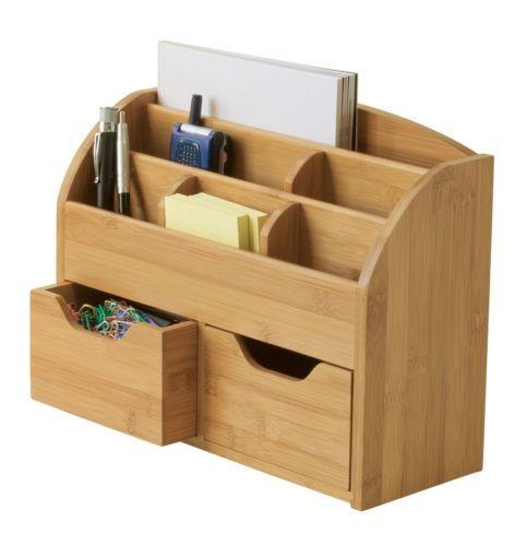 Pinterest - Hanging desk organizer ...