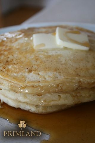 Buttermilk Pancakes (Primland Resort)