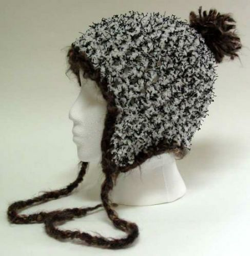 Free Crochet Patterns For Men s Ear Warmers : beginner macaroon hat Crochet- someday Ill learn ...