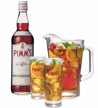 perfect pimms | food glorious food | Pinterest