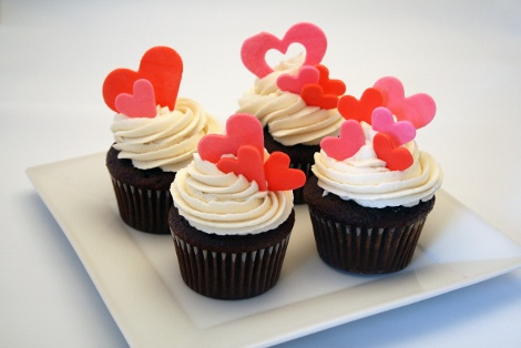 valentine day desserts food network