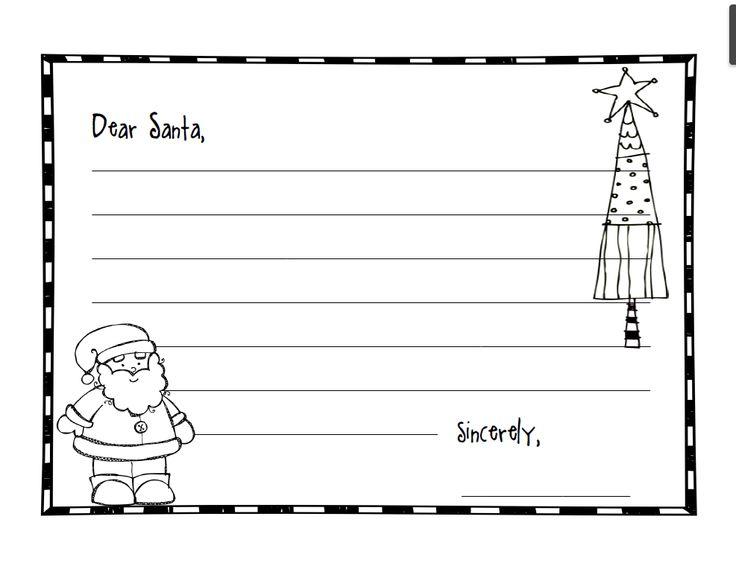 dear santa writing paper Christmas writing christmas writing worksheets  dear santa letter how many words from christmas can you make santa directions santa elf writing paper.