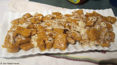 Pumpkin gnocchi | Food, Seasonal - Fall | Pinterest