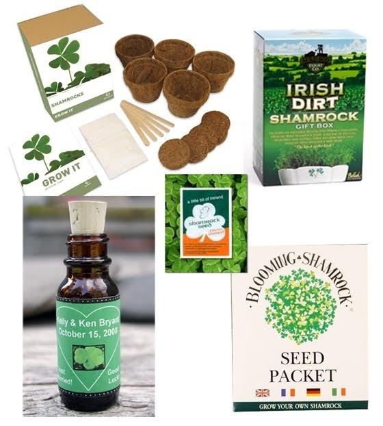 Irish Wedding Favor Ideas