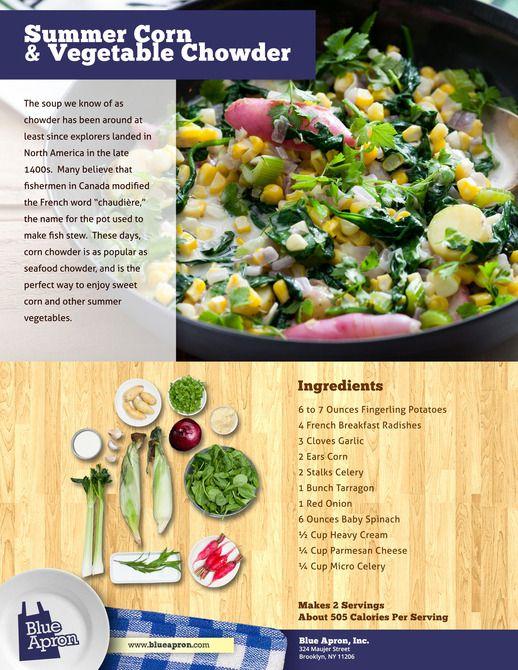 ... corn and cod chowder healthy corn chowder tarragon corn chowder recipe