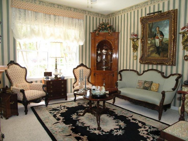 Antique living room furniture sets favorite places for Living room furniture 0 finance