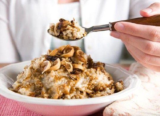 Savory Oatmeal and Soft-Cooked Egg - Martha Stewart Related