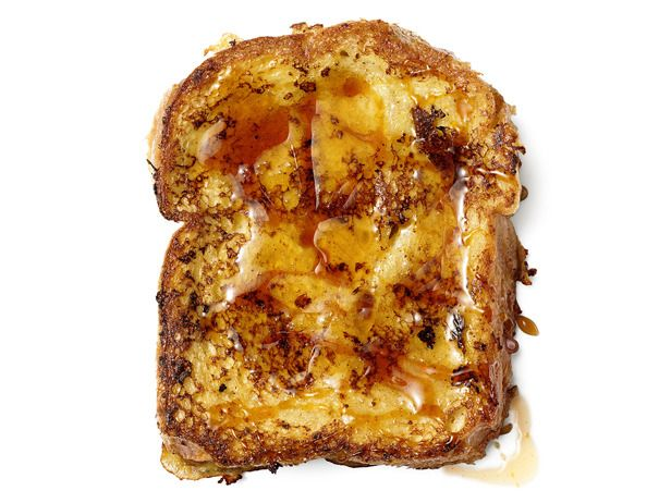 Perfect French Toast from FoodNetwork.com, one of my favs, add vanilla ...