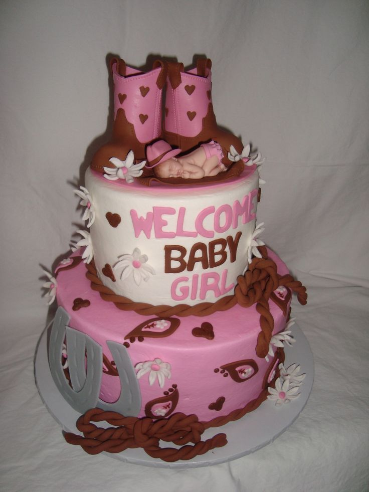 cowgirl baby shower cowgirl baby shower cake pinterest