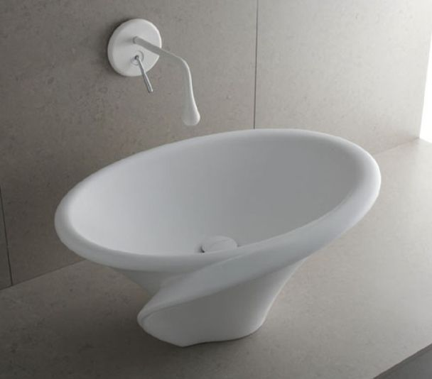 Shell Bathroom Sink : shell sink cool design Pinterest