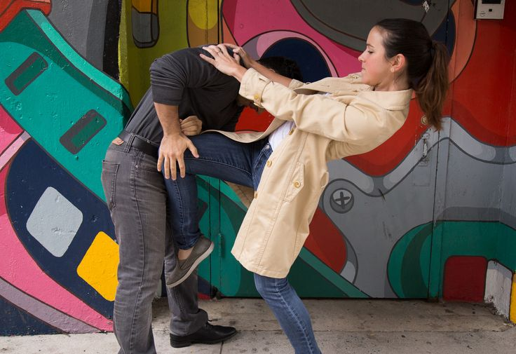 Krav Maga Techniques: 4 Self-Defense Moves Anyone Can Do pics
