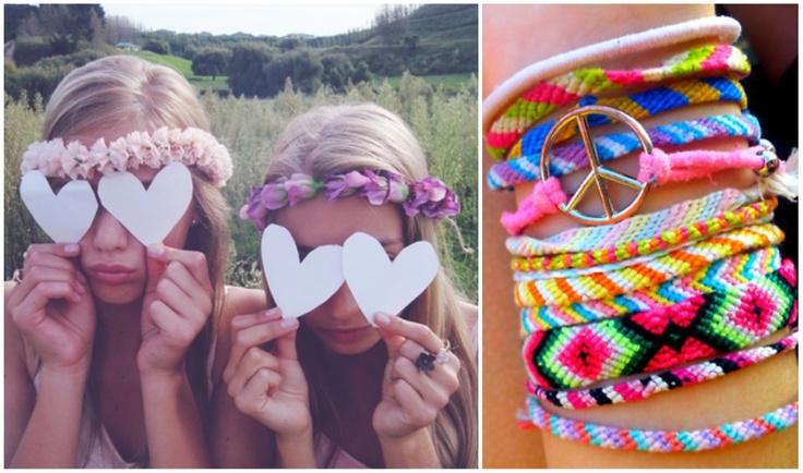 DIY Hippie Headbands