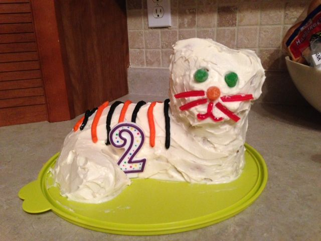Wilton Daniel Tiger Cake Pan