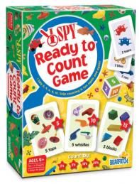 Spy ready to count game math skill toys pinterest