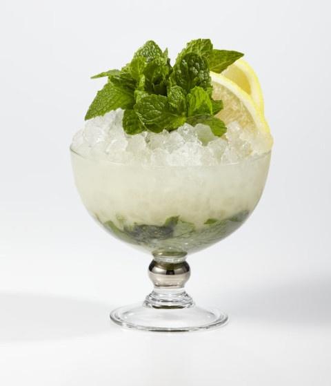 Cinco de Mayo cocktail recipe idea: Alizé COCO Peach Cinco Smash
