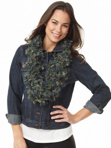 Long Cowl (crochet) | Yarn | Free Knitting Patterns | Crochet Patterns