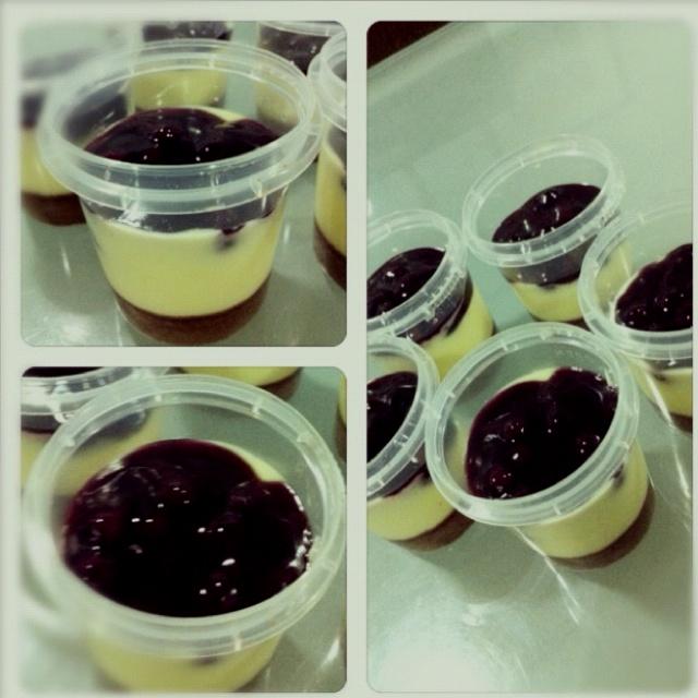 mini cheesecake s mini fruit pizzas mini cheesecake jars mini mason ...