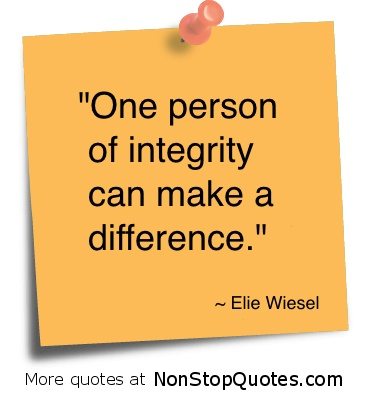 integrity in the workplace essay Brian tracy shares why honesty and integrity in the workplace is one of the most important qualities of great leadership.