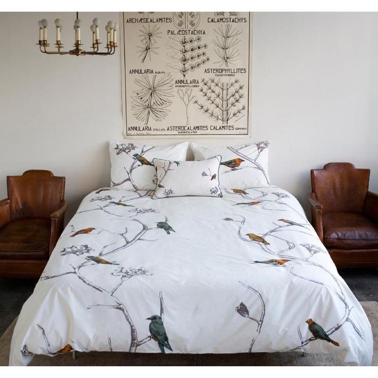 dwellstudio chinoiserie duvet set bedroom pinterest