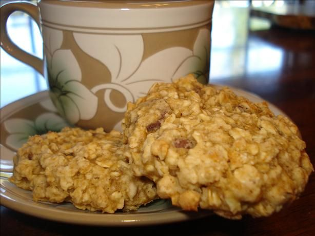 Low Fat Oatmeal Chocolate Chip Cookies - Devin's Favorite
