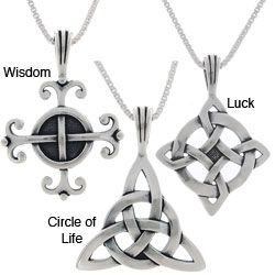 http   www overstock com Jewelry-Watches CGC-Choice-of-Sterling-Silver    Irish Symbol For Grandmother