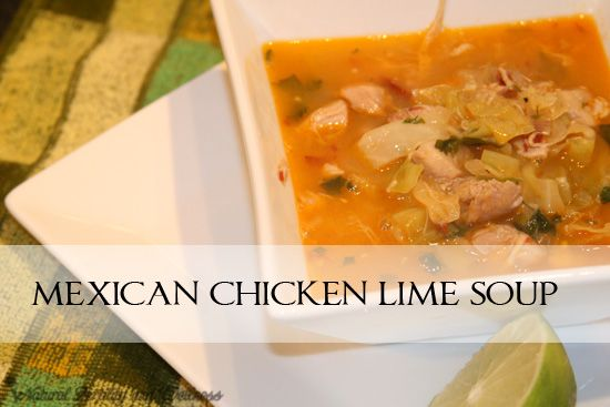 Mexican Chicken Lime Soup | Recipes: Soup yet? | Pinterest