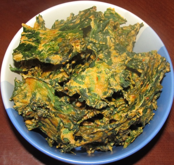 kale chips cheesy kale chips raw vegan recipe on food52 cheesy vegan ...