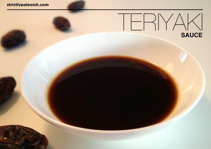 Teriyaki_Sauce | AAAH Asian Delacacies | Pinterest