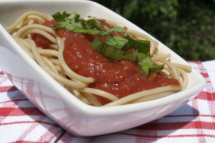 Quick Marinara Sauce | Recipe