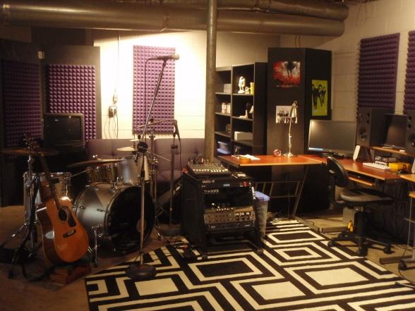 basement recording studio and game room home recording studios pi