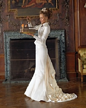 Pinterest for 19th century wedding dresses