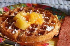 """What's for Breakfast? """"GIR-reat"""" Gluten-Free, Corn-Free Waffles"""
