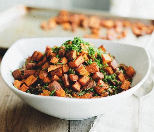 garnet pilaf | Food Glorious Food | Pinterest