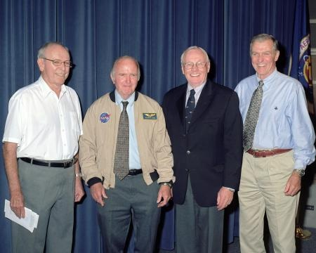 X 15 Neil Armstrong Four of the five surviving X-15 pilots were on hand when astronaut ...
