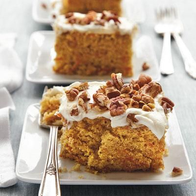Carrot Cake | CookingLight.com | Sweets | Pinterest