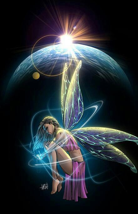 Earth fairy | FANTASY...1 | Pinterest