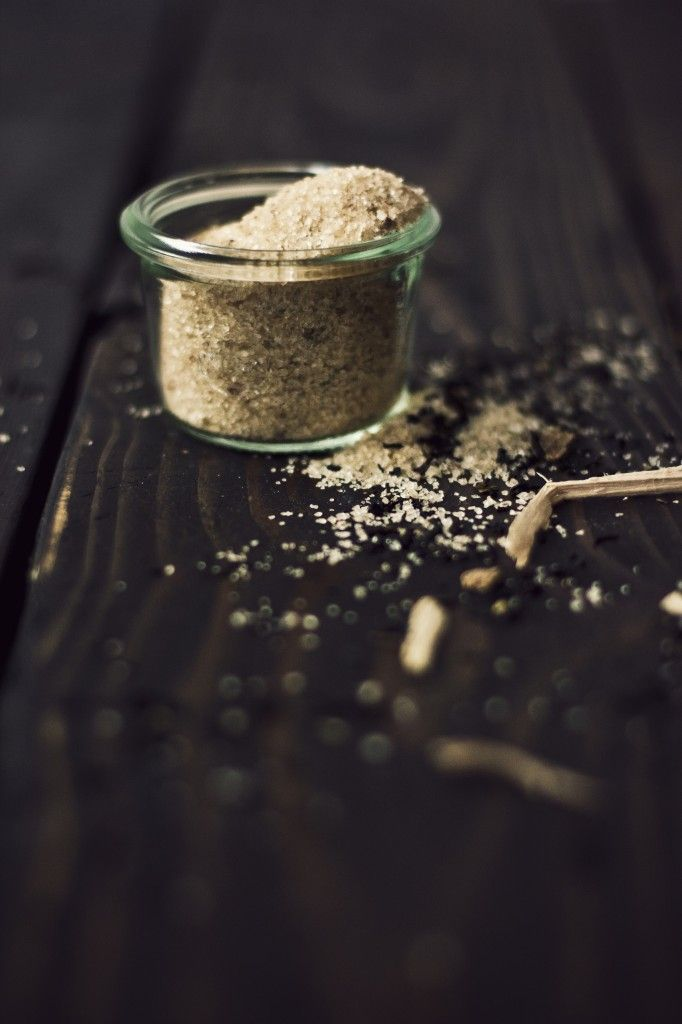 How to: Smoked Sea Salt   Food   Dark Tone Photography   Pinterest