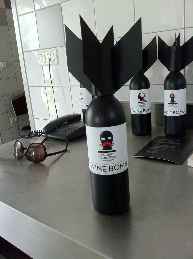 Wine Bomb