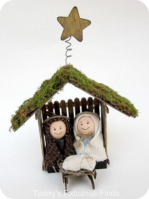 Nativity Set!