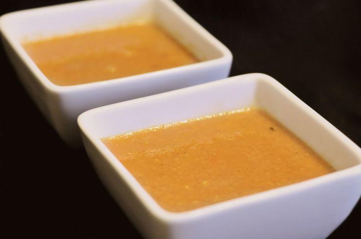 Moroccan Red Lentil Soup | SOUPE | Pinterest