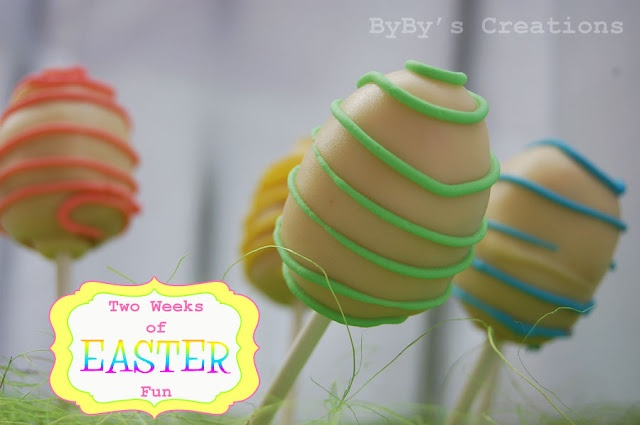 Egg Pops | From Byby's Kingdom | Pinterest