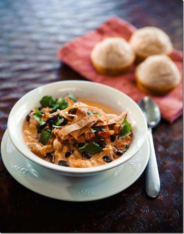 Chicken Enchilada Soup | Food | Pinterest