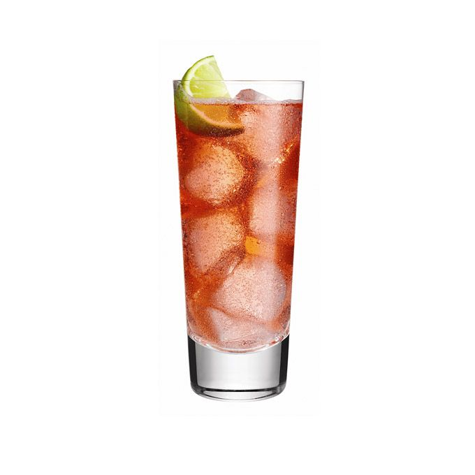 Vodka Cranberry and Ginger Ale