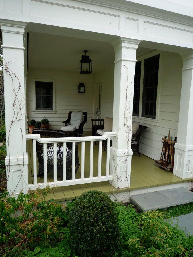Painted Porch Floor Porch Ideas Pinterest
